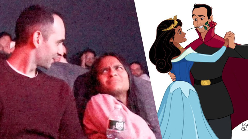 Filmmaker alters Disney movie to make most romantic proposal to his girlfriend