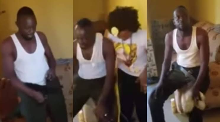 Pastor caught pants down, trying to sleep with church elder's wife