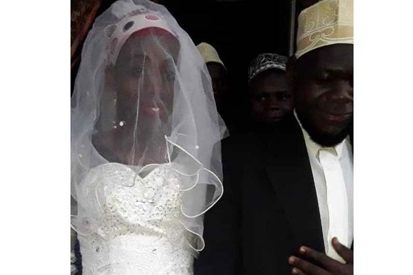 Imam finds out his 'wife' is a man two weeks after wedding