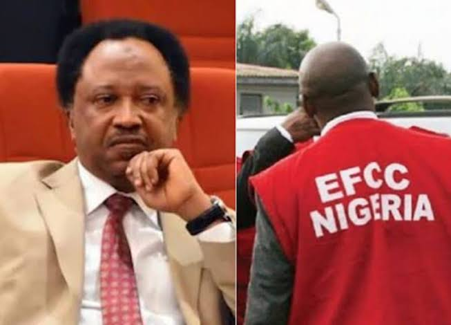 Image result for EFCC freezes Shehu Sani's bank accounts over alleged extortion
