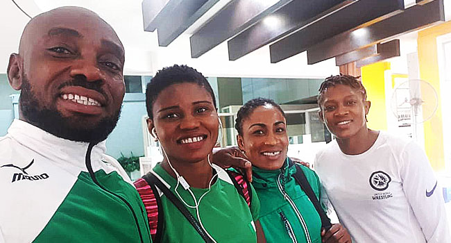 Nigerian wrestlers, Adekuoroye & Oborududu to compete for Matteo tournament in Italy I