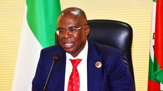 PANDEF blames Sylva on relocation of IOCs to Niger Delta