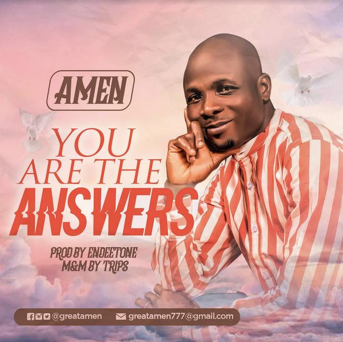 Amen – You Are The Answers (M&M Trips)