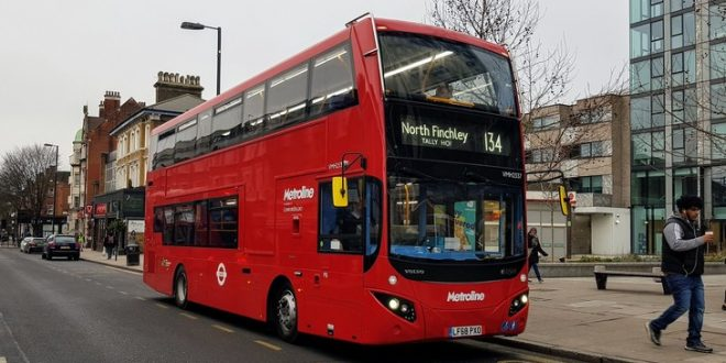 Nigerian man gets UK residency permit after sleeping in a bus for 21 years