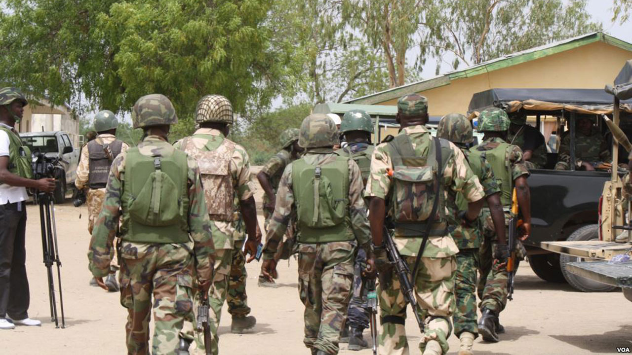 Wife of top Boko Haram/ISWAP leader arrested in Borno