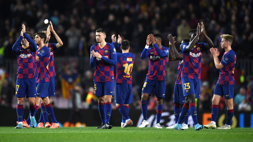 Barcelona stars to be tested for Coronavirus ahead of Champions League match in Italy