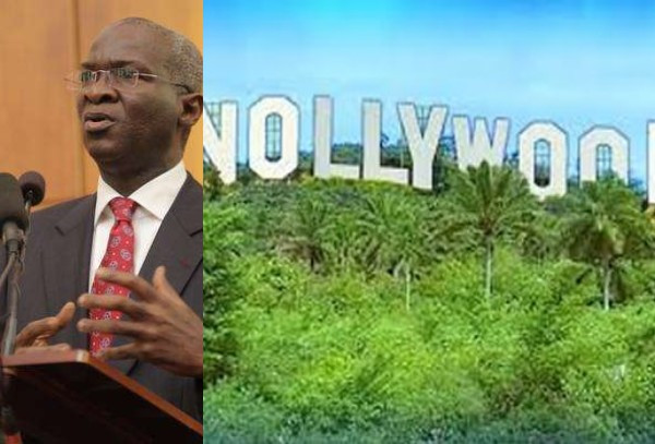 Fashola blasts Nollywood topnaija