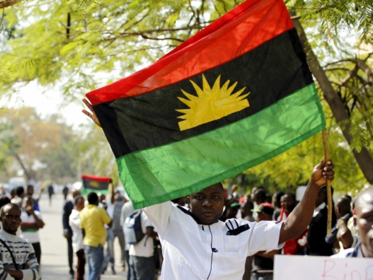 Forget about Ibo presidency in 2023, MASSOB warns