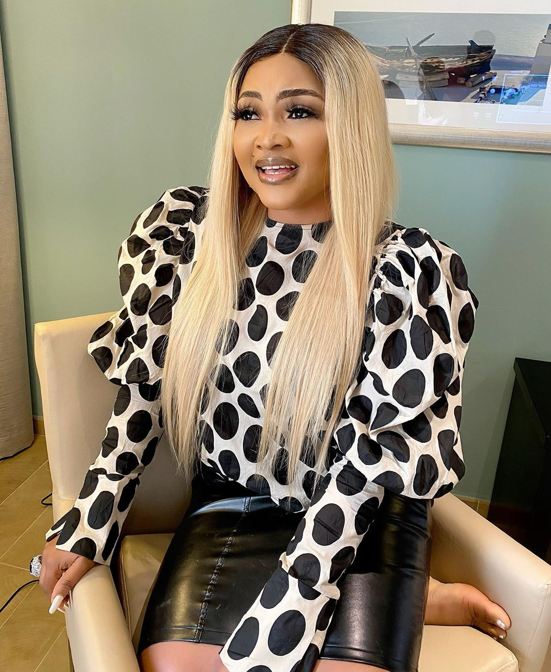 Mercy Aigbe backtracks, denies encouraging side chicks to cash-out