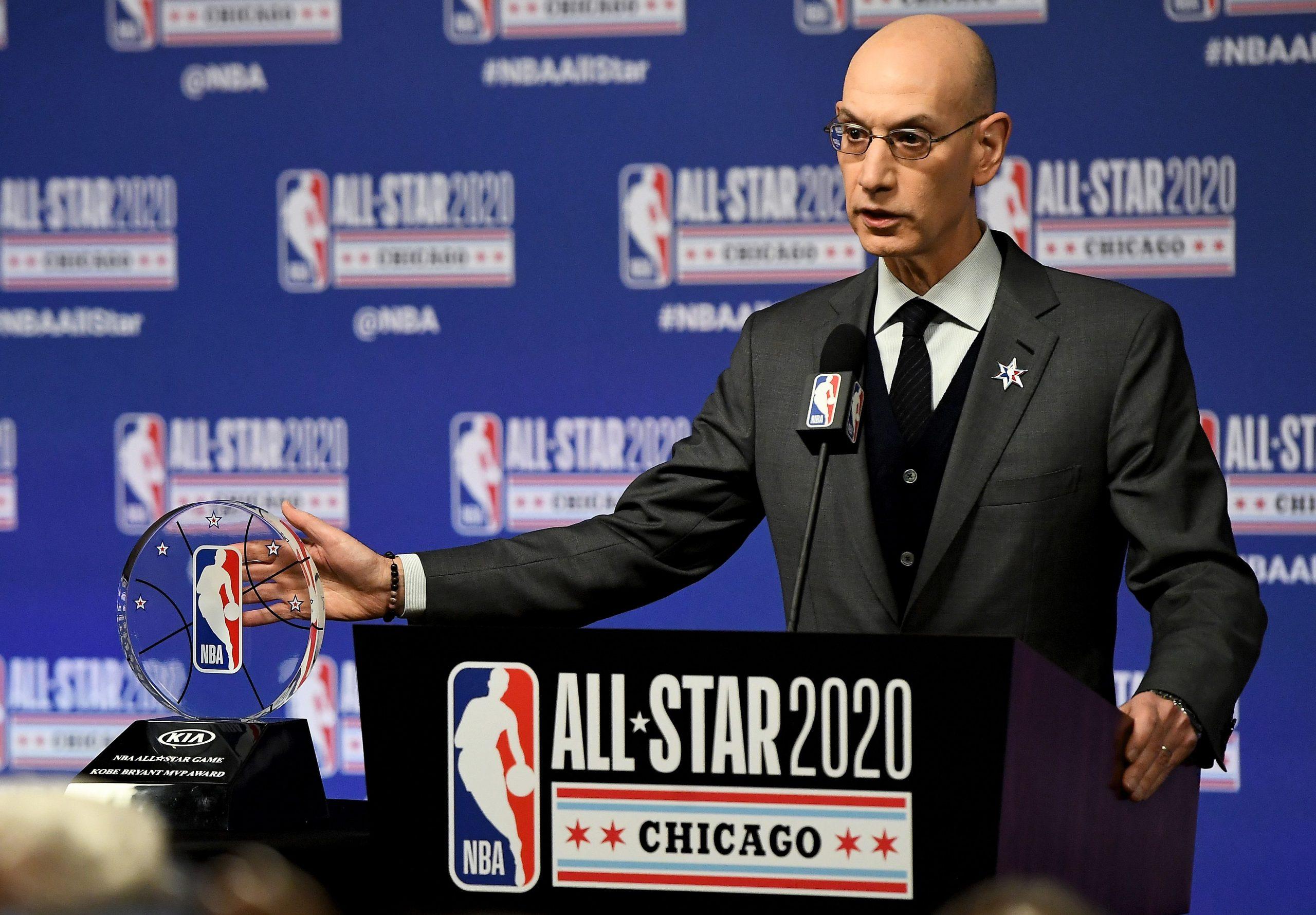 NBA renames MVP Award after late Kobe Bryant