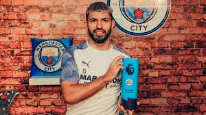 Sergio Aguero sets new record with new Player of the Month Award