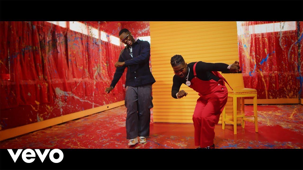 Skiibii feat. Kizz Daniel — Somebody