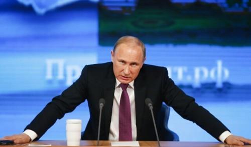 Vladimir Putin gay mariage
