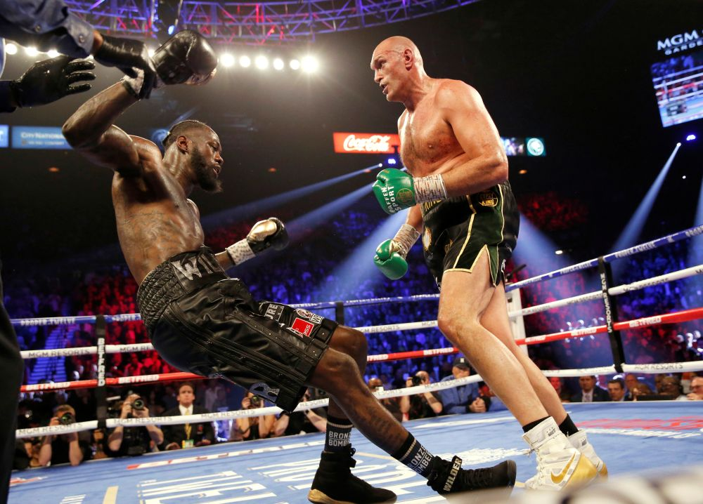 Checkout whooping amount Tyson Fury, Wilder will get for Las Vegas fight