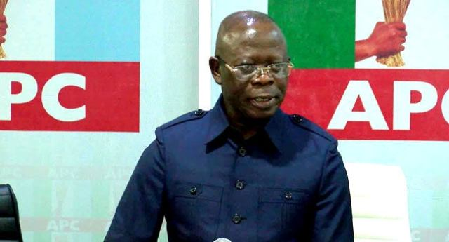 Oshiomole resumes as APC chair after messy court battles