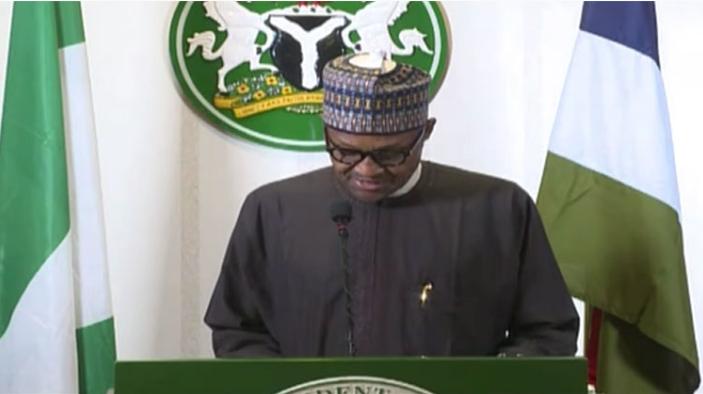 Buhari speech coronavirus topnaija.ng