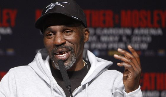 Floyd Mayweather loses uncle who trained him