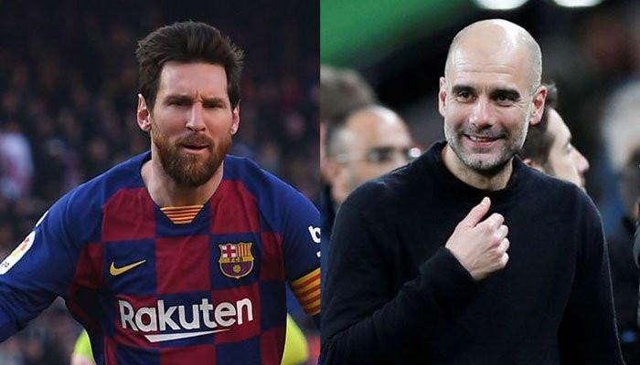Messi and Pep Guardiola donate €1million to help fight Coronavirus