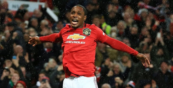 Odion Ighalo nominated for his first award with Manchester United