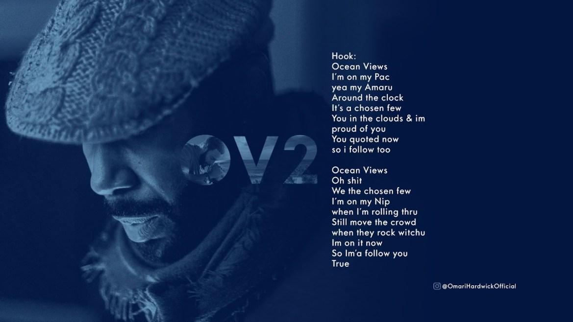Omari Hardwick – OV2 (Tribute Song)