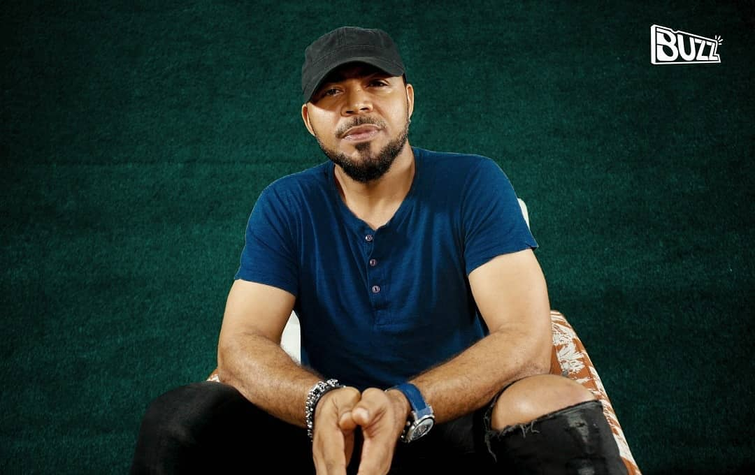 Ramsey Nouah blasts store for telling him cracked TV isn't covered by warranty
