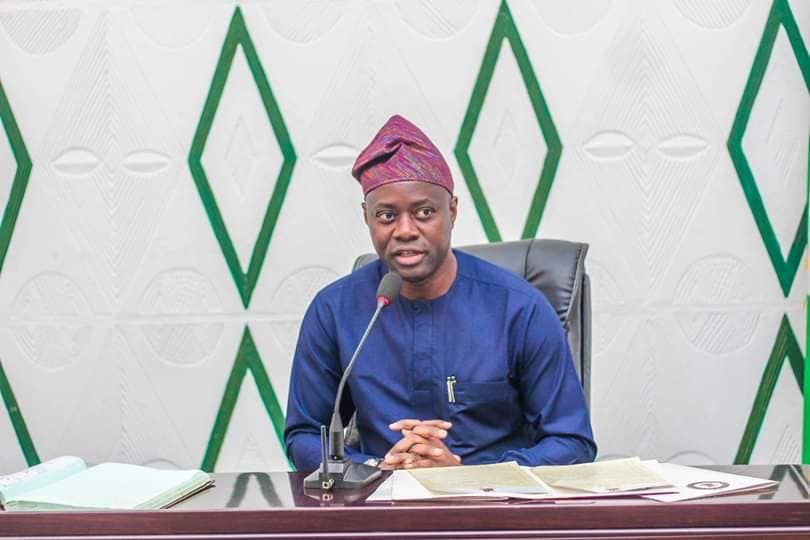 Man sues Seyi Makinde for theft of intellectual property