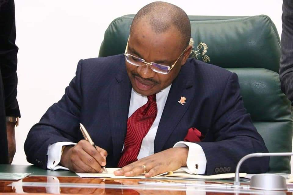 Udom Emmanuel signs bill proscribing Vikings, Black Axe, other cults in Akwa Ibom