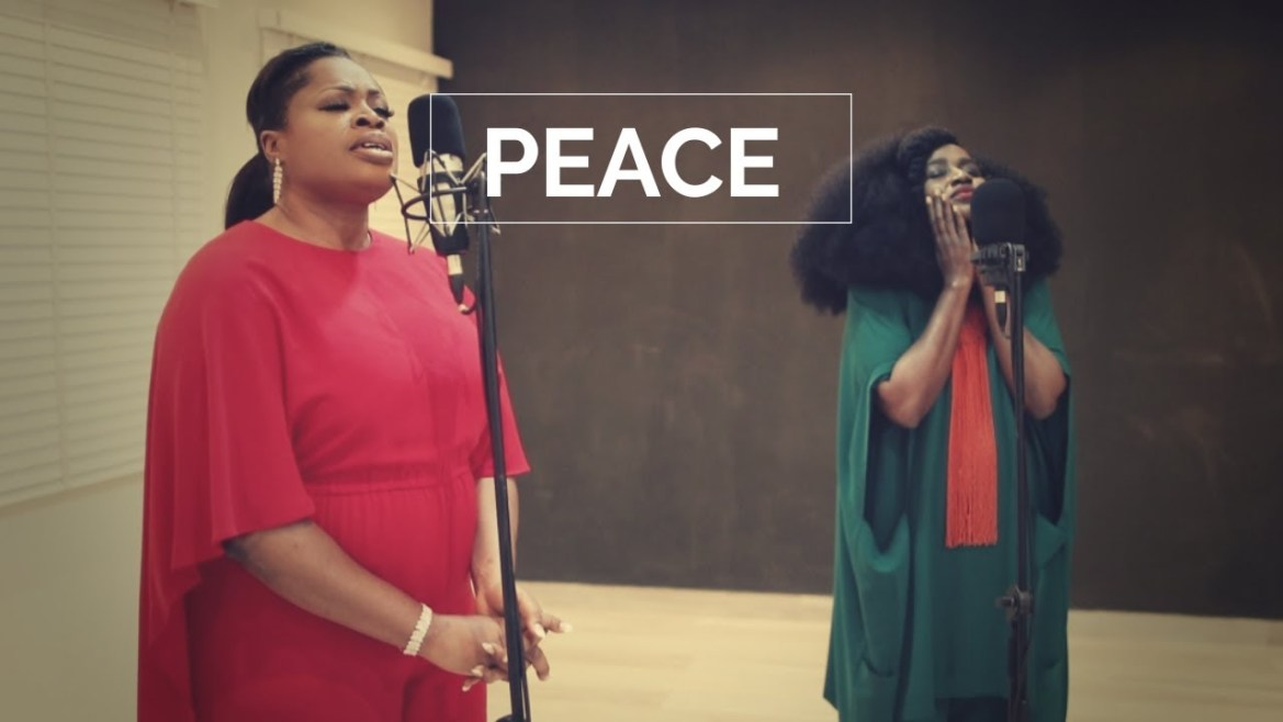 VIDEO: Sinach, TY Bello & George – Peace