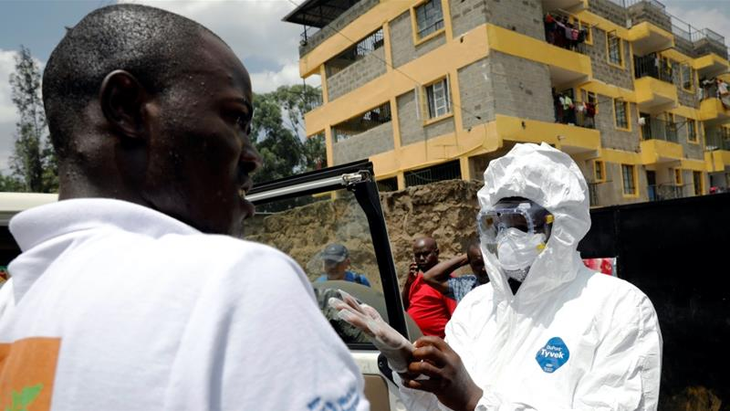 Quarantined Coronavirus patient escapes from facility in Ghana