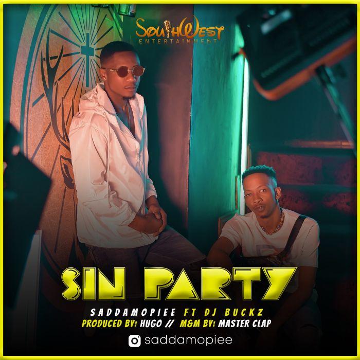 [Music] Saddamopiee Ft. DJ Buckz – Sin Party