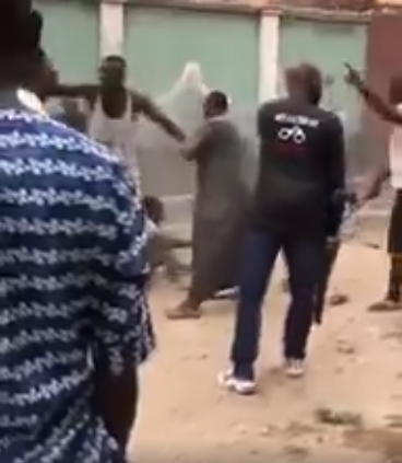 Residents beat up SARS officers for crushing boy's leg