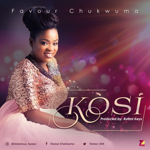 [Video] Chukwuma Favour – Kosi [There's None]