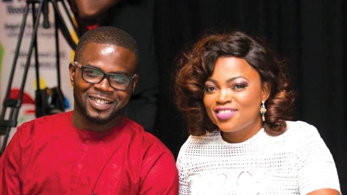 Funke Akindele, husband charged to court for flouting the lockdown order