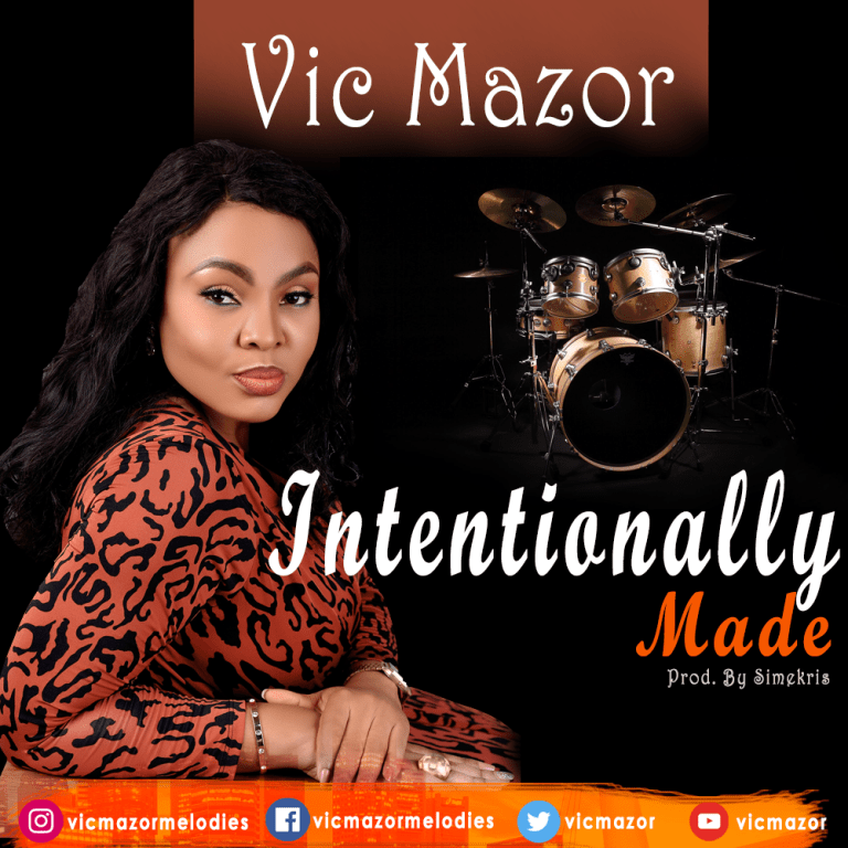 Vic Mazor – Intentionally Made