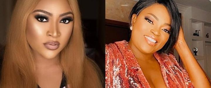 """Uche Elendu calls for release of Funke Akindele, """"Her twins are crying"""""""
