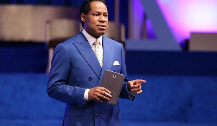 Pastor Chris Oyakhilome slams pastors who support closure of churches