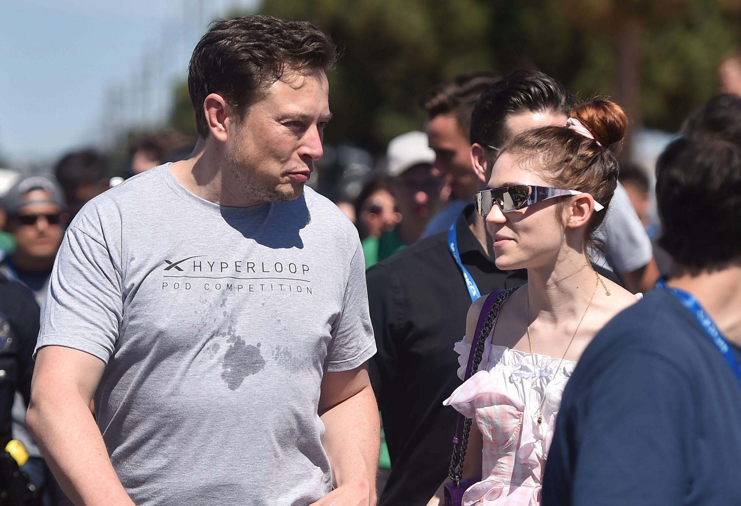 Elon Musk's partner's mother blasts him over red pill tweet