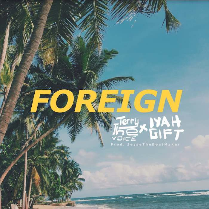 TerryTheVoice – Foreign