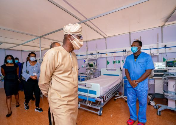 17 Coronavirus patients discharged from Lagos isolation centres