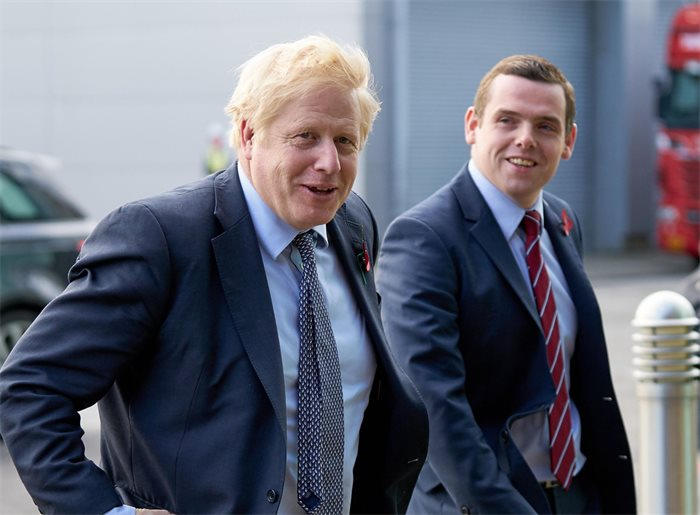 UK minister Douglas Ross resigns over Cummings' controversy
