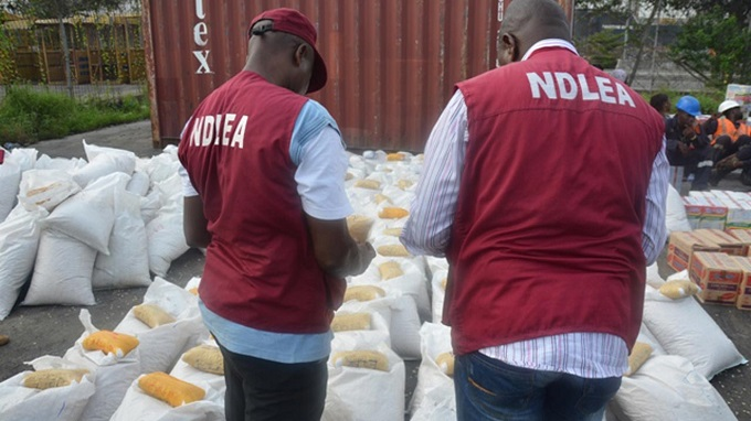 8 drug traffickers attested in Niger-TopNaija.ng