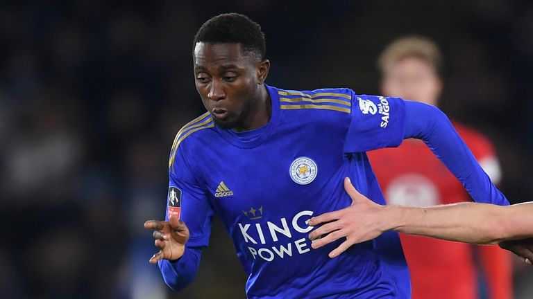 "Wilfred Ndidi opens up on his struggles growing up, ""I sold fruits"""