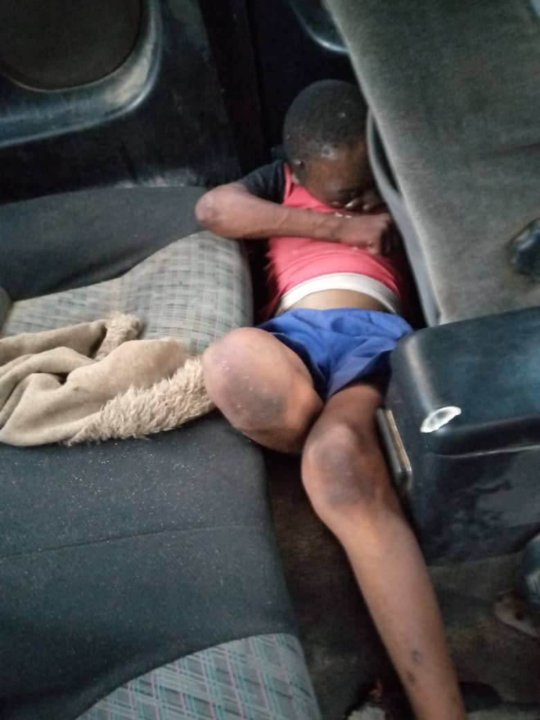 Missing boy found dead in car with eyes plucked out topnaija.ng
