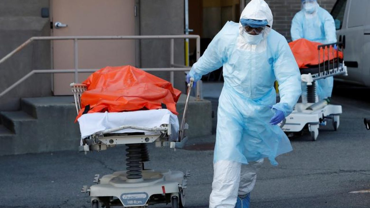 Nigeria's COVID-19 cases crosses 25,000 as deaths near 600