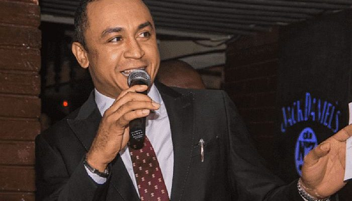 Daddy Freeze reacts to crowded Ajimobi's funeral amidst social distancing guidelines