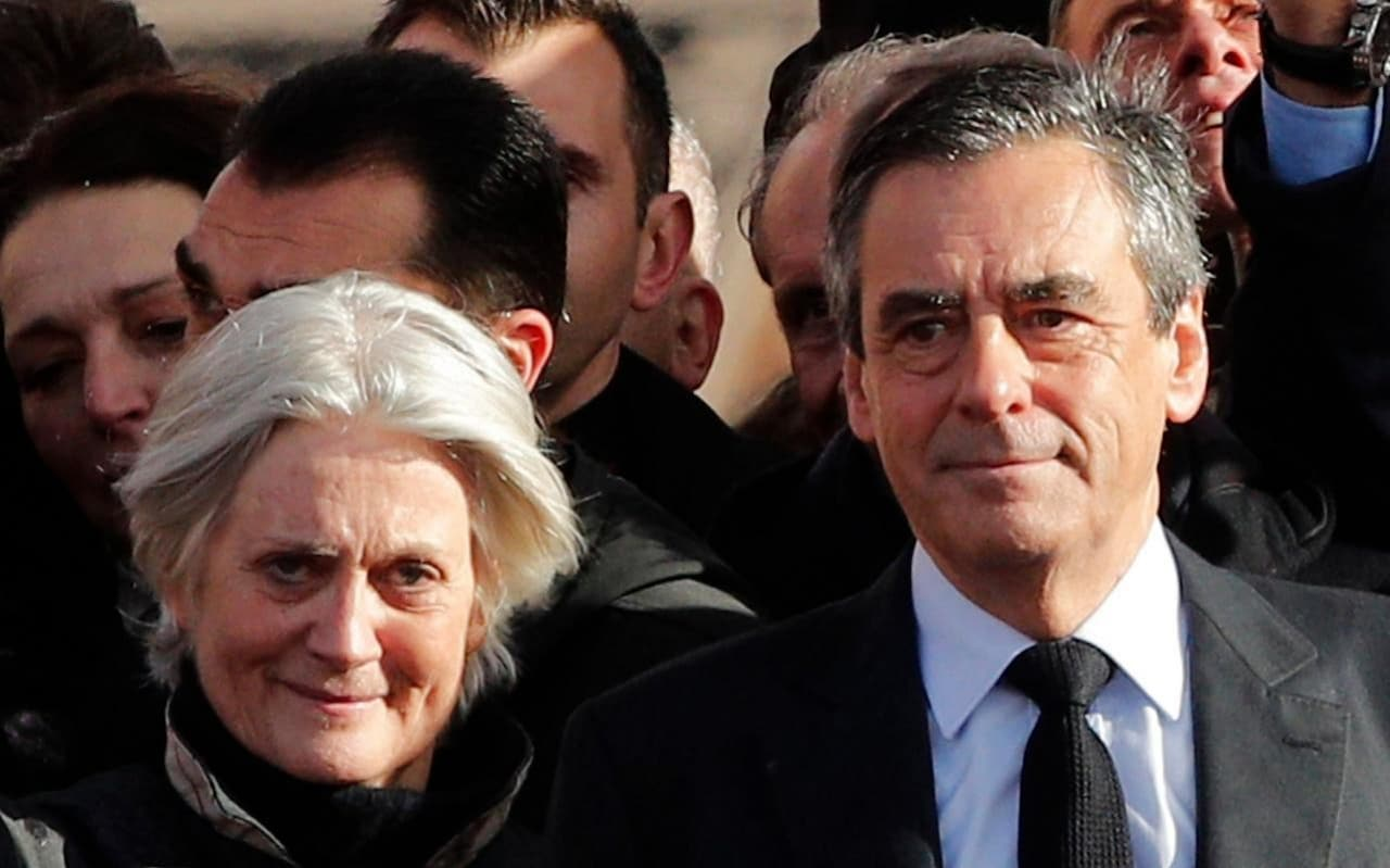 Former French prime minister and his wife sentenced to jail for embezzling public funds