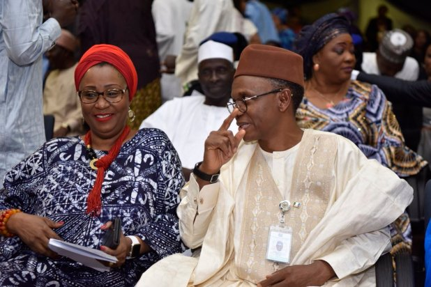 Governor El-Rufai schools wife on how to handle trolls topnaija.ng