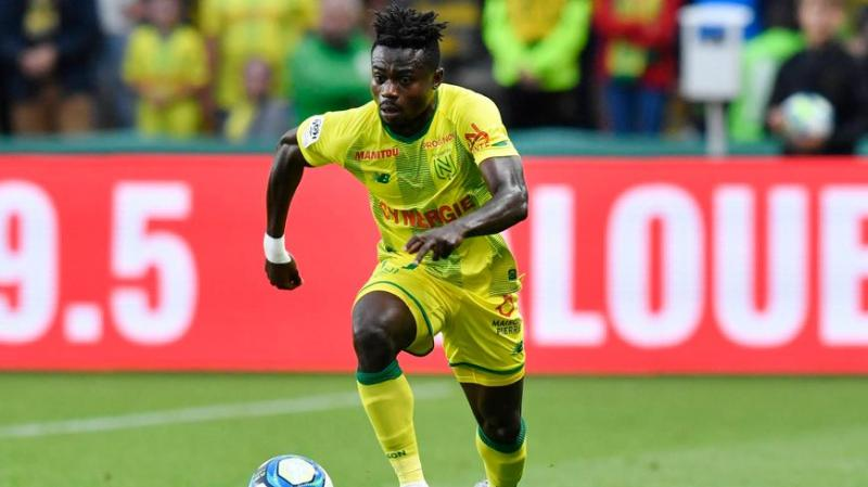 FC Nantes names Super Eagles winger, Moses Simon in Team of the Decade