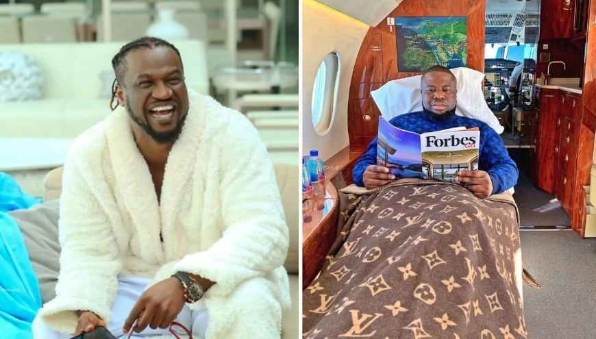 "Rude boy reacts to Hushpuppi's arrest, ""Social media will kill this generation"""