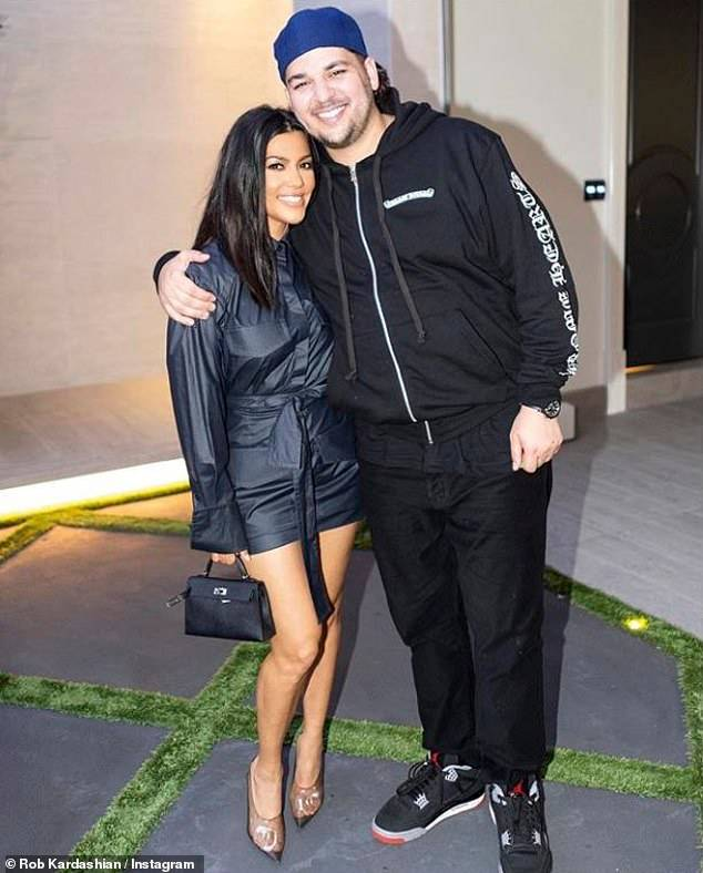 Check out Rob Kardashian's amazing weightloss in new photos